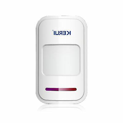 Home Office Store Burglar Security System Sensor Kit Lot