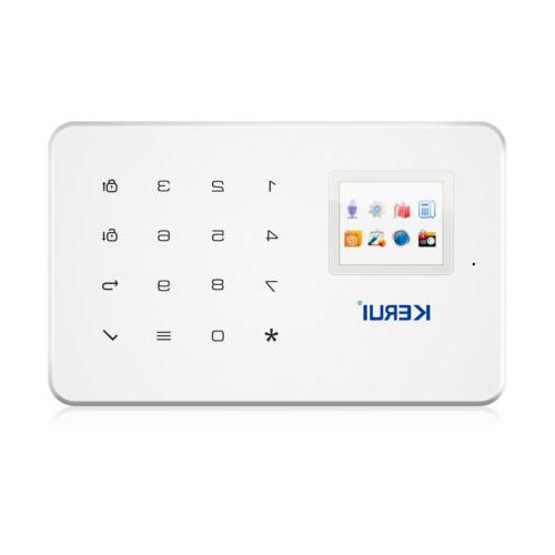APP Wireless Home Alarm
