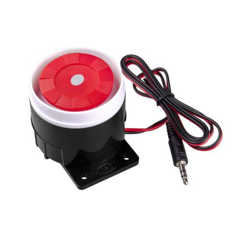 Kerui System Detector Siren DIY