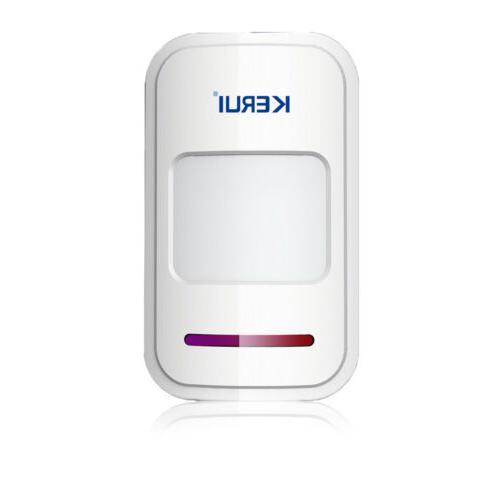 Kerui G18 Home Security System Detector DIY Kit