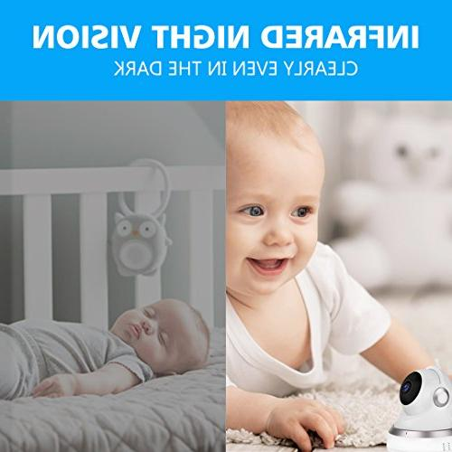 Golden GC-13H 1080P IP with Vision & for Baby/Elder/Home Card for OS/Windows Home