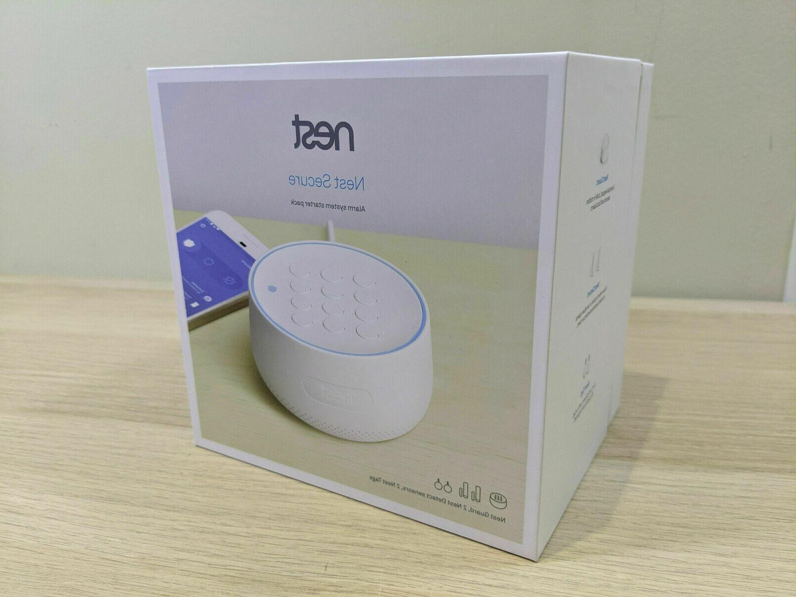 google secure alarm system starter pack brand