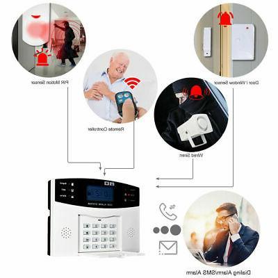 GSM 108 Zones & Dialer