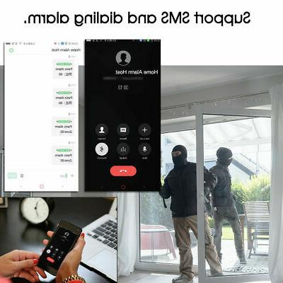Home GSM 108 & VoiceLCD Auto Dialer