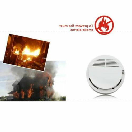 GSM Security Motion Smoke Sensor Kit