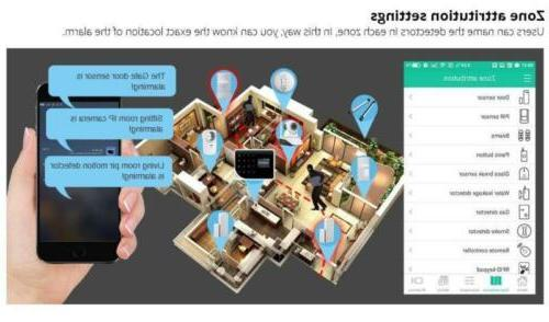 GSM Android for Home Doorbell