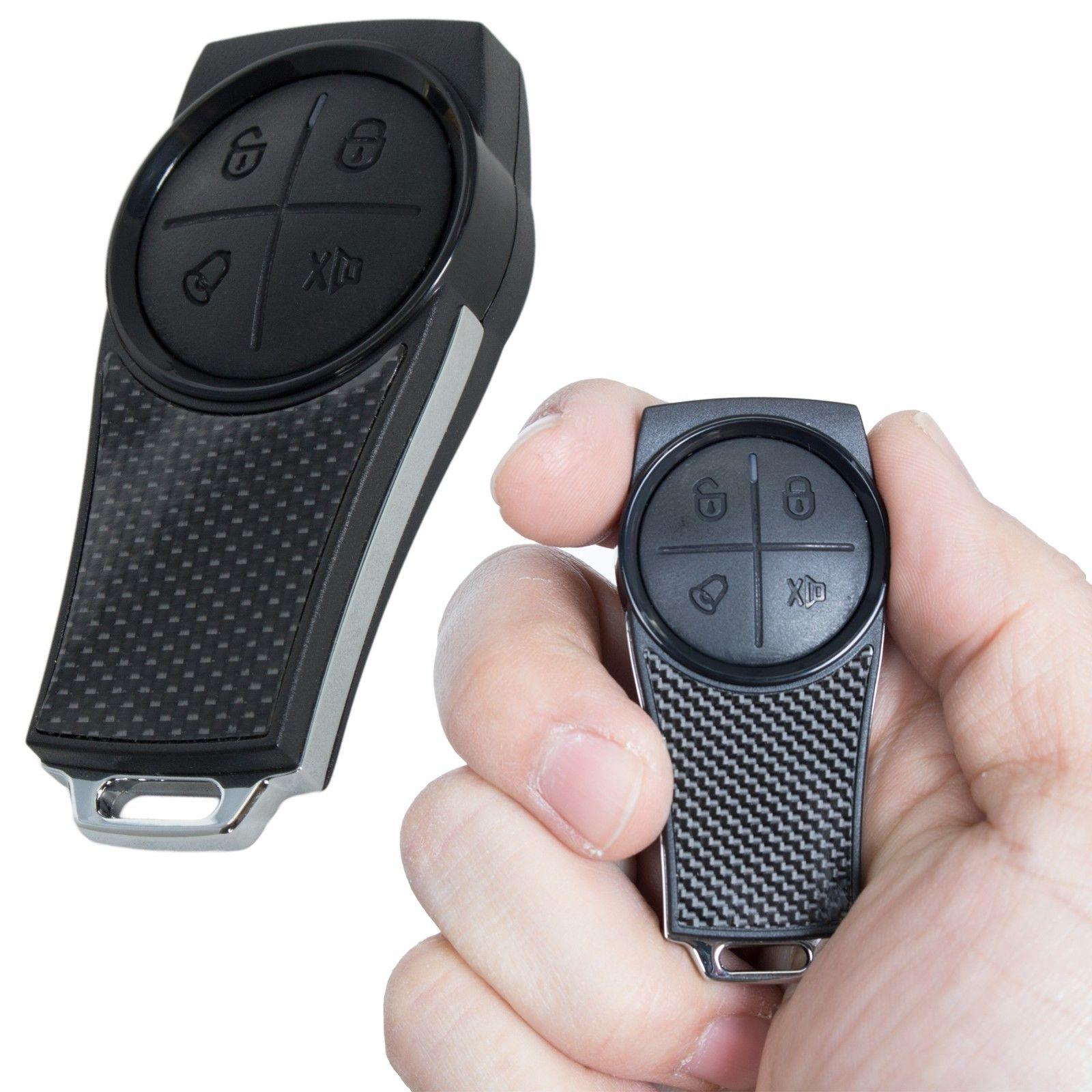Gravity GSX Way 3 Channel Keyless Car Alarm System w/ Remotes