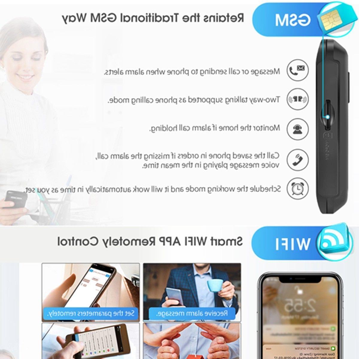 Digoo Touch GSM Home System