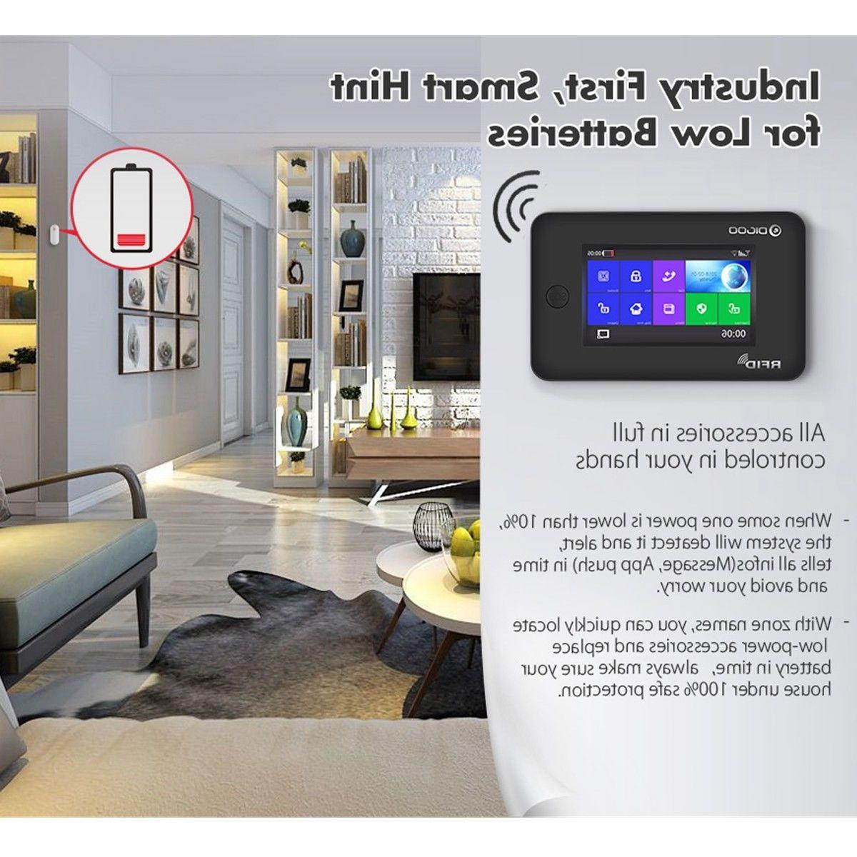 Digoo HAMA GSM + Home Burglar
