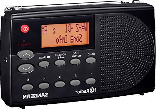 Sangean HDR-14 Pocket Radio
