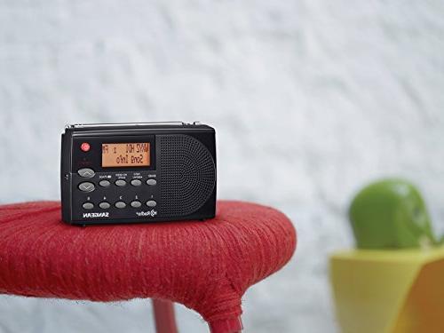 Sangean HDR-14 AM/FM Pocket