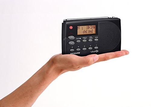 Sangean HD AM/FM Pocket