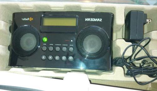 Sangean HDR-16 Portable