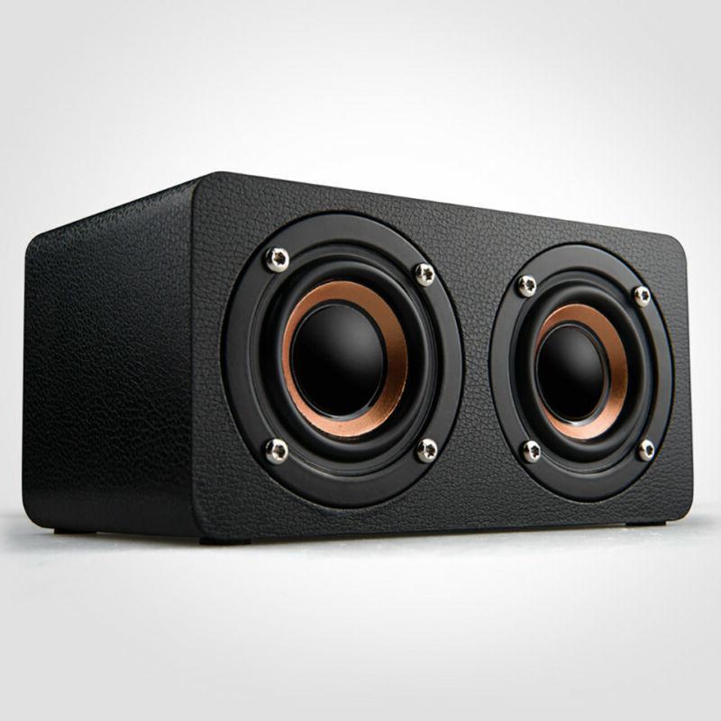 Heavy Bass Dual Audio Wireless Bluetooth Loudspeaker M5