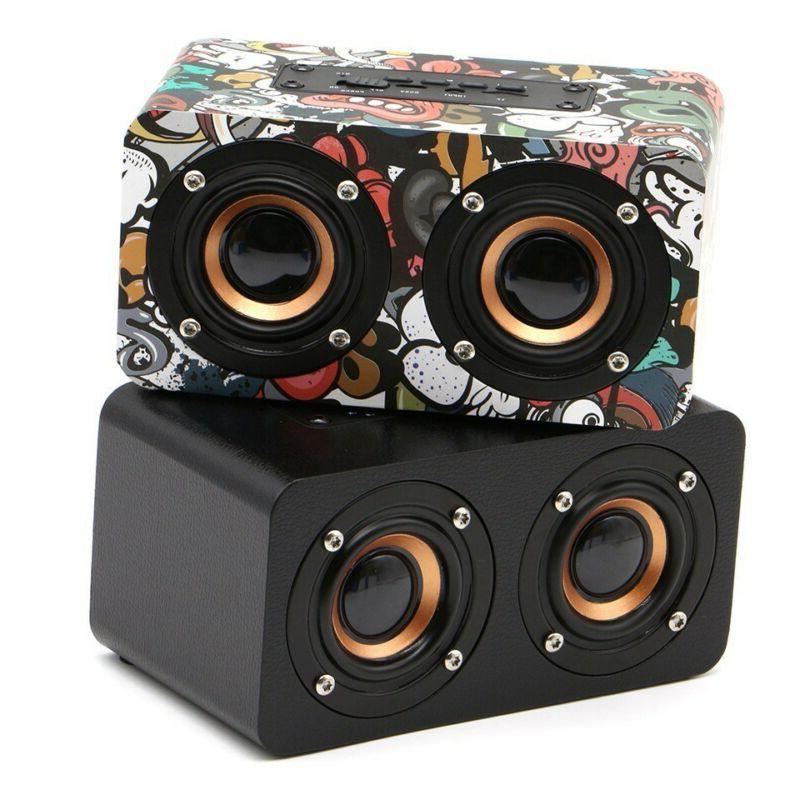 Heavy Audio Player Wireless Bluetooth Loudspeaker