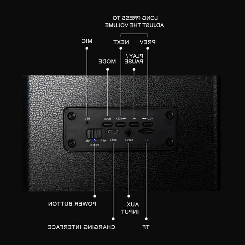 Heavy Audio Player Loudspeaker