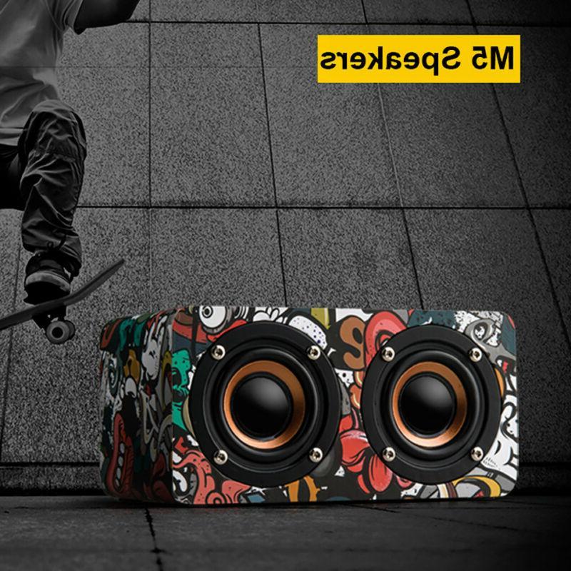 heavy bass dual speaker audio player wireless