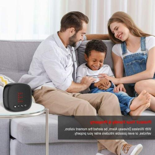 1byone Home Alarm Driveway Motion Sensor Security