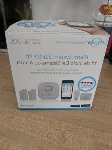home alarm system model sk 200 brand