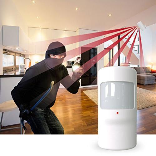 Golden Home Alarm System 2G / with , Dial, Compatible other Security S1-Plus