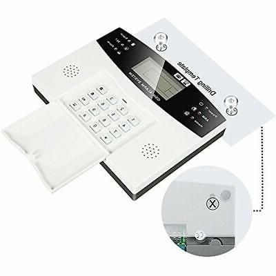 Alarm GSM Remote Control Intelligent -