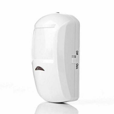 Home Wired Alarm System Remote