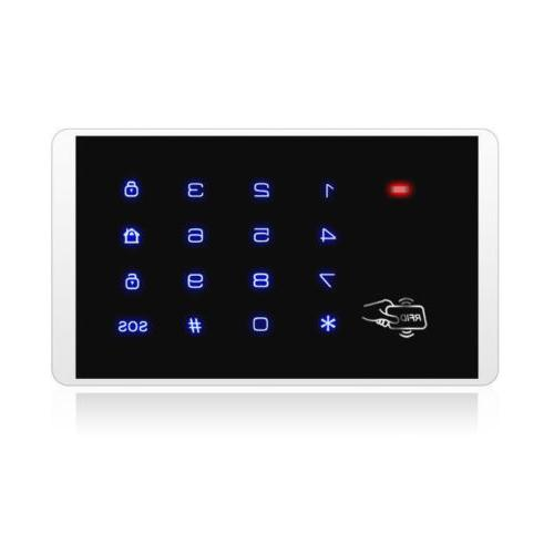 KERUI K16 Wireless Touch Keyboard For Home Security System