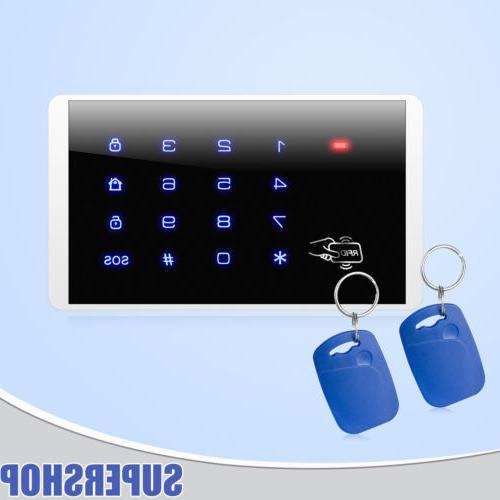 k16 wireless rfid touch keyboard keypad lot