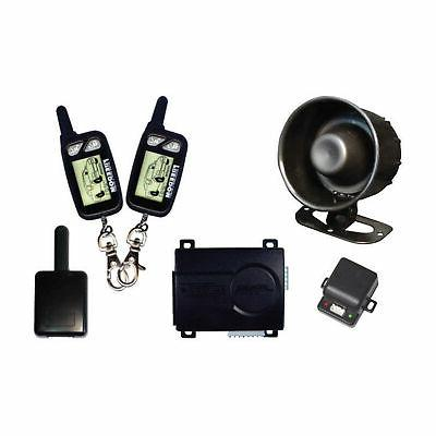 K9 Eclipse OMEGA 2 Way LCD Remote keyless Alarm System