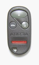 Keyless Entry Remote Fob Clicker for 1997 Acura RL With Do-I