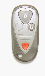 Keyless Entry Remote Fob Clicker for 2002 Acura RSX With Do-