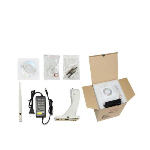 Kit Zoom 2MP IP GSM SMS Wireless Wired Home
