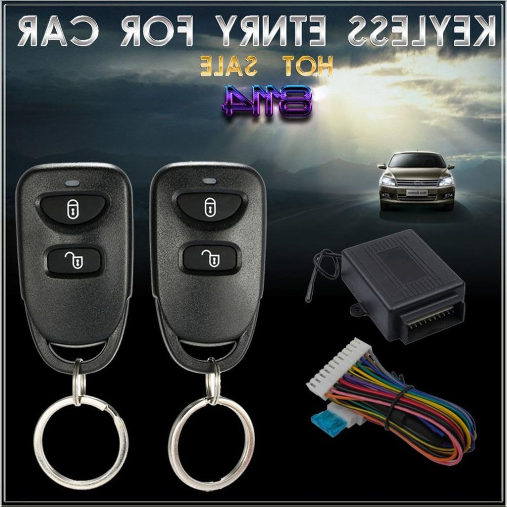 M602-8114 Remote Control Central Locking For Car Door Entry Release