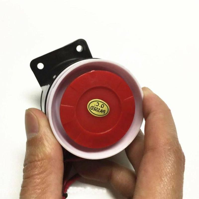 Mini Indoor 12V Wired Alarm System