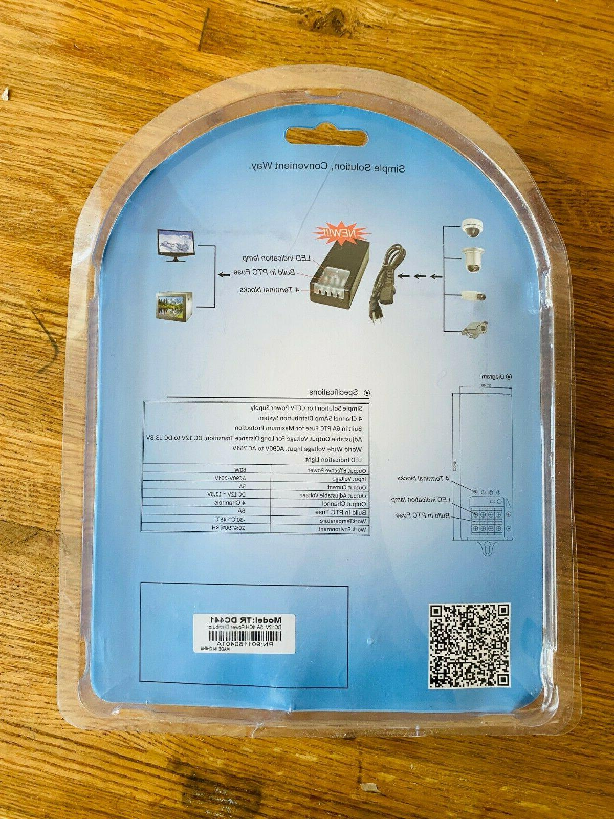Supply for Alarm System AMP Telpix