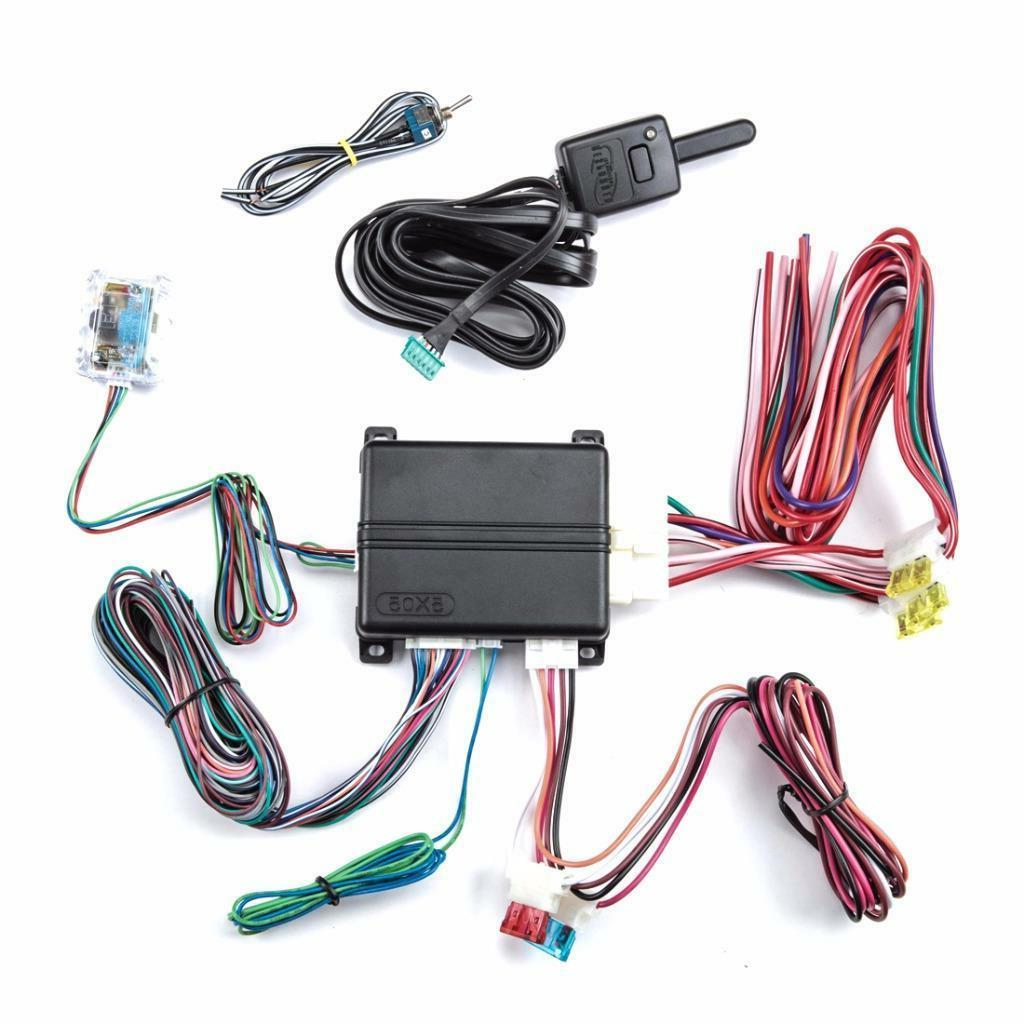 NEW WAY LCD CAR ALARM KEYLESS ENTRY REMOTE START
