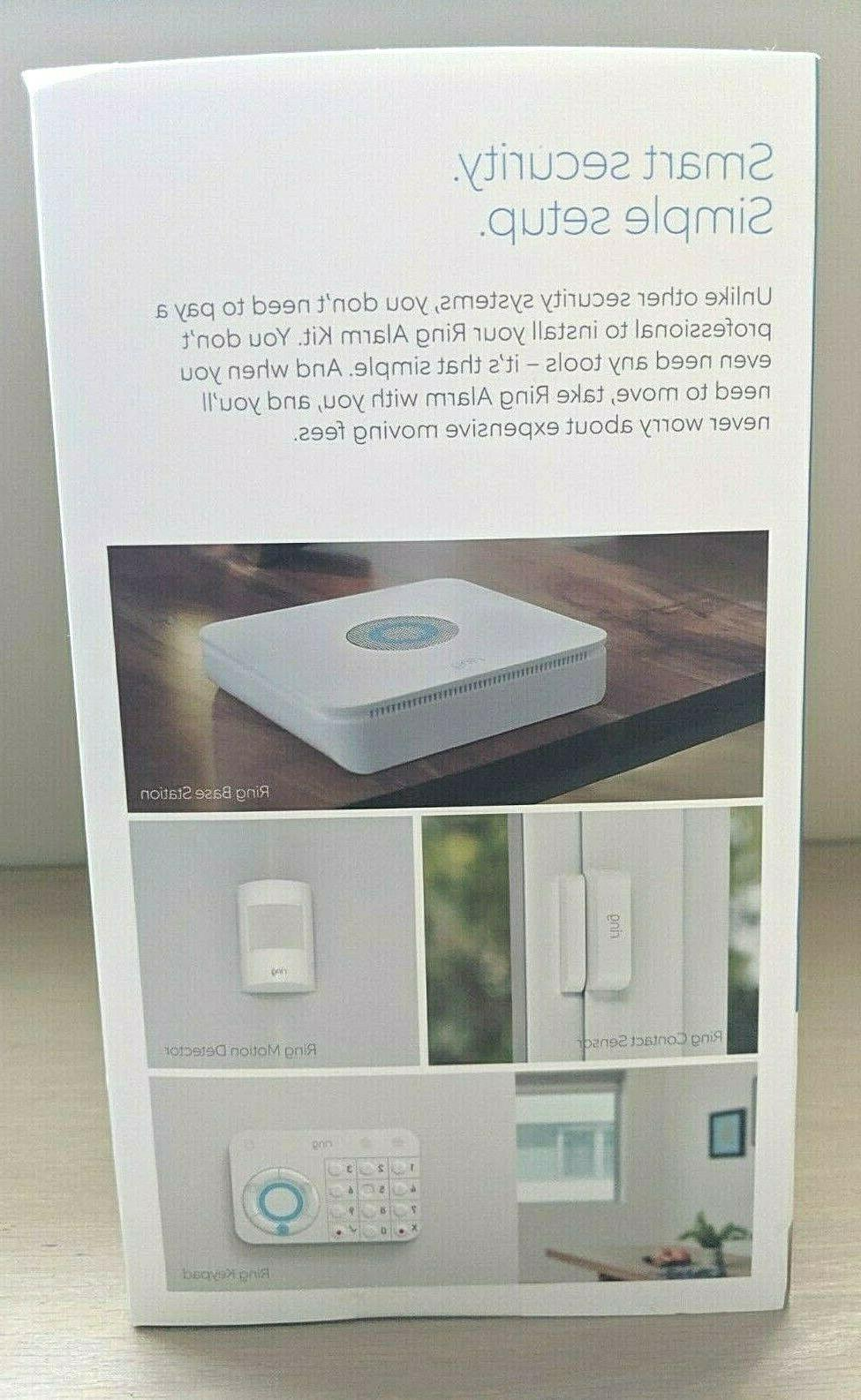 NEW Ring Alarm Security Kit Home - 10 Piece Smart