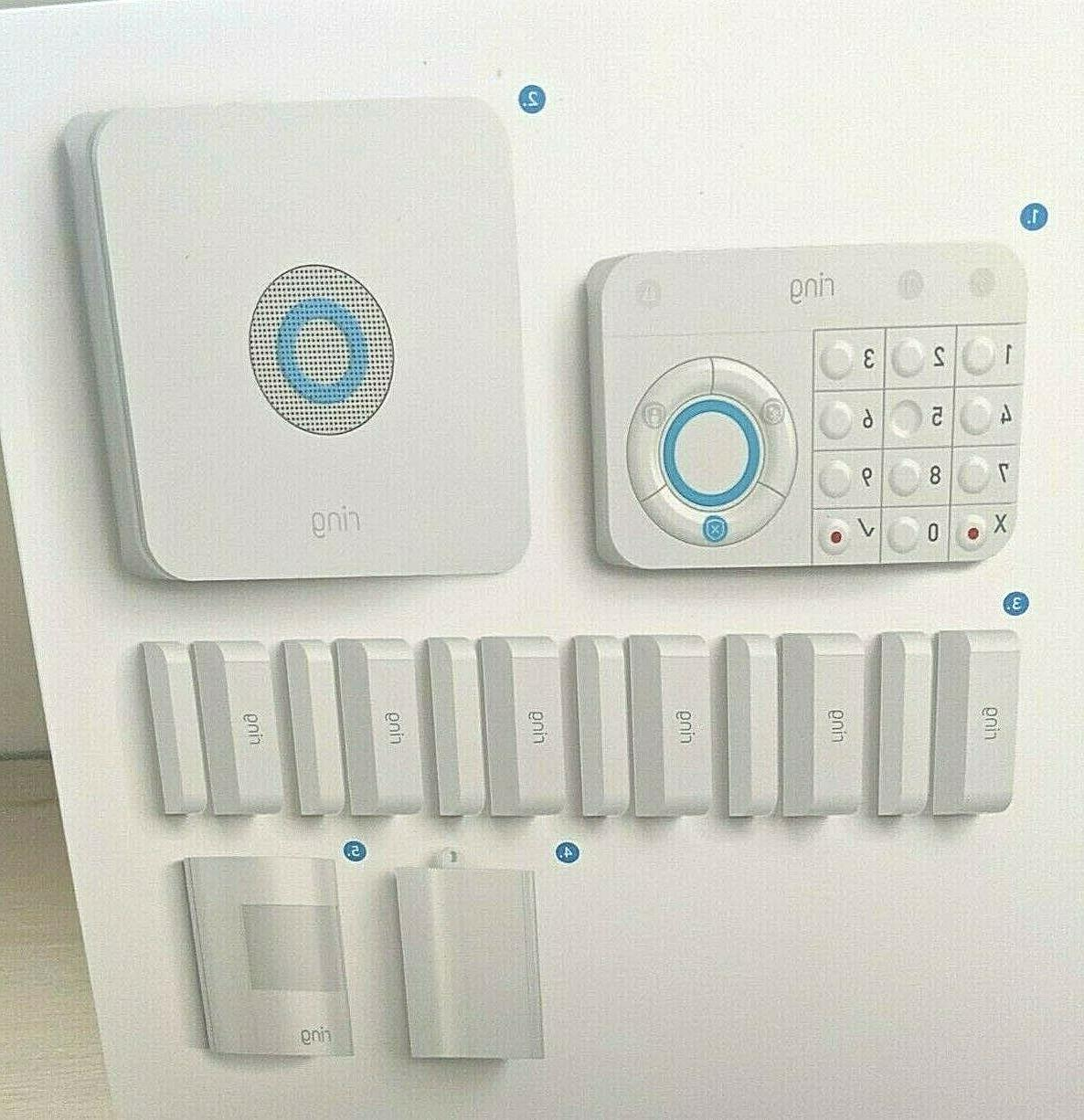 NEW Ring Security - 10 Smart Security