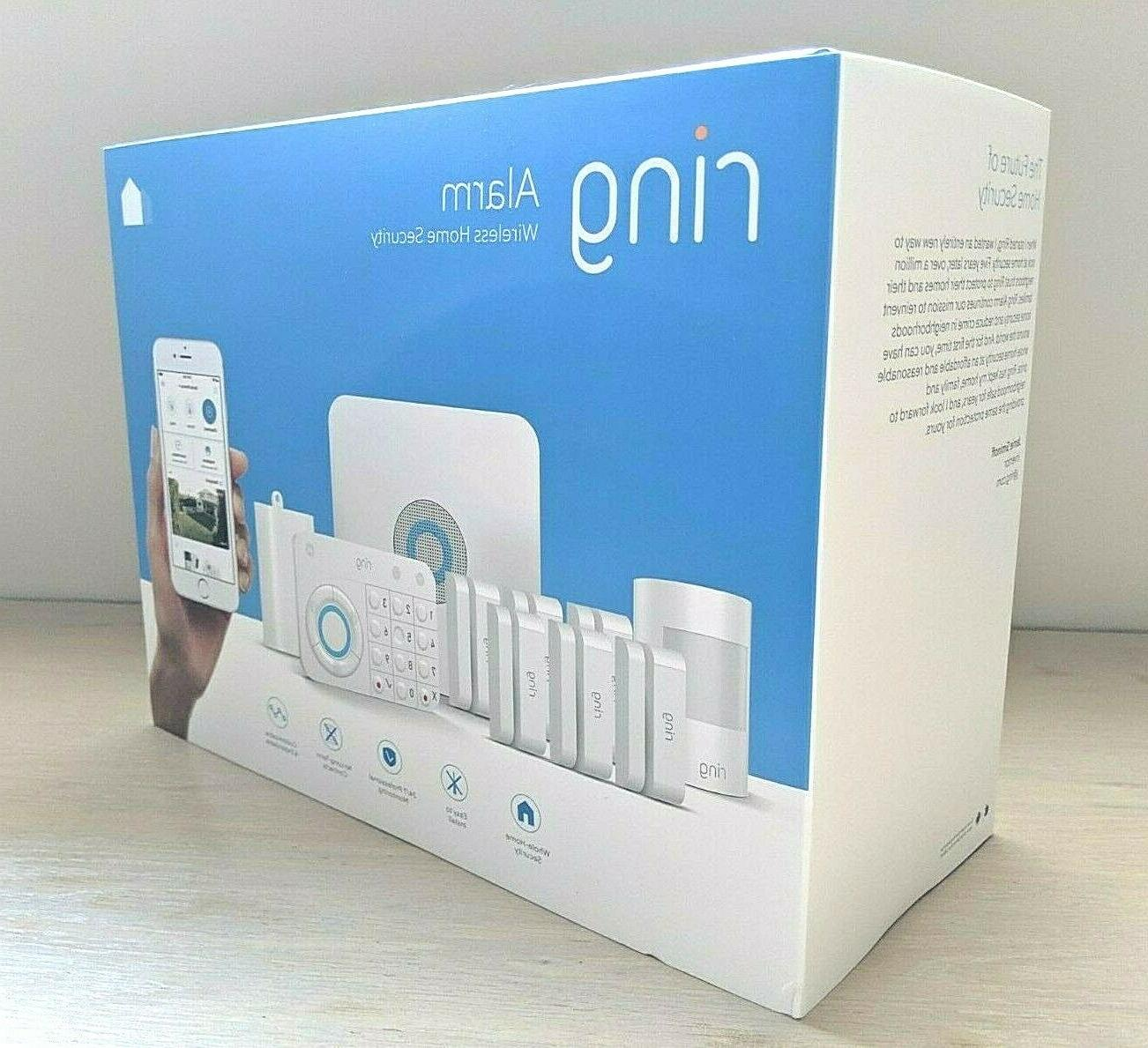 new alarm wireless security kit home system