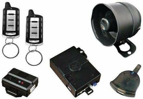 new ars 1 car alarm remote start