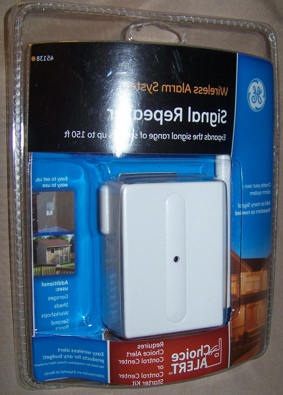 new choice alert wireless alarm system signal