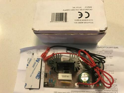 new in box alarm system transformer mgt