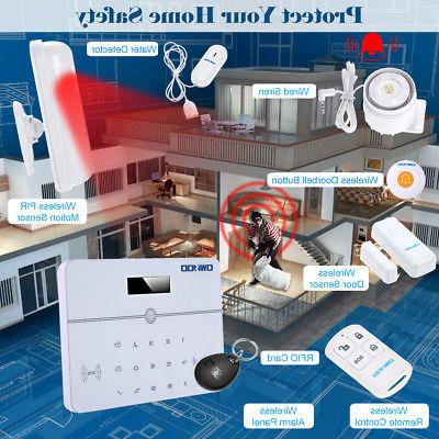 OWSOO 433MHz Prompt Security Alarm