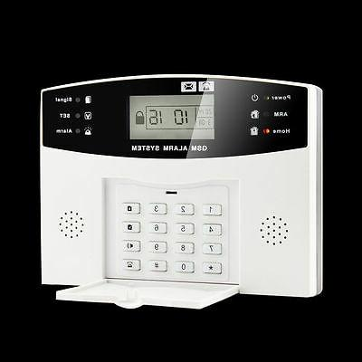 New SMS Security House Alarm Dialer