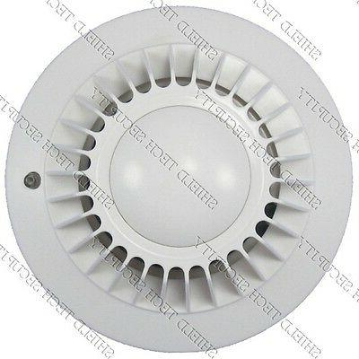 Wired 12v Smoke Detector NC Normally Closed 4-Wire for Secur