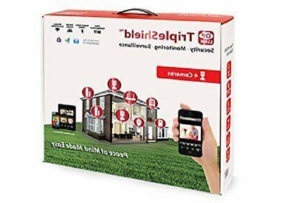 Home8 Video-Verified Alarm System - Wireless Home
