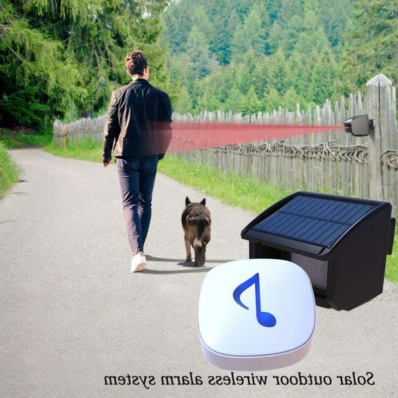 Motion Security System
