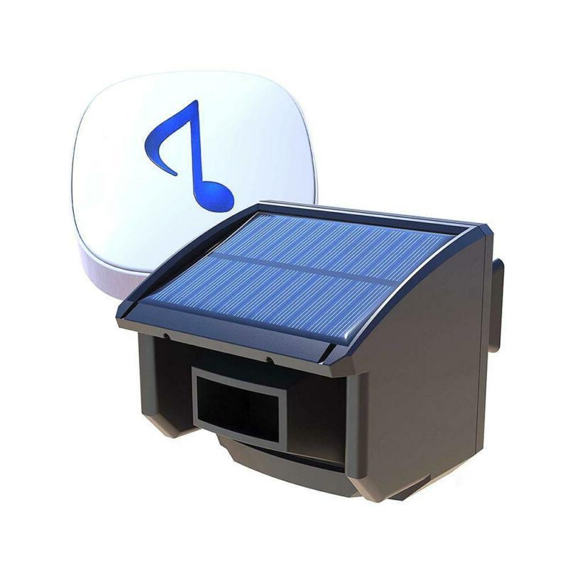 Outdoor Alarm Motion Sensor Security Alert System