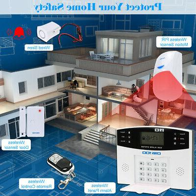 OWSOO Wireless Remote Alarm System V0Z0