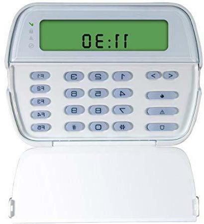 DSC PK5501 E1 Alarm KEYPAD LCD new PowerSeries